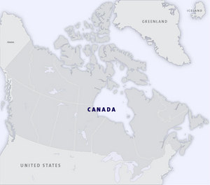 Small Map Of Canada.Canada Travel Travel Information For Canada