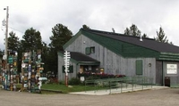 Watson Lake Vistor Interpretive Centre