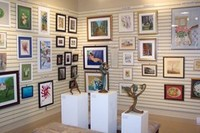 The Bay Breeze Art Gallery