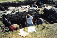 Archaeological Digs at Placentia