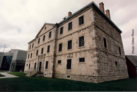 The Old Prison of Trois-Rivieres