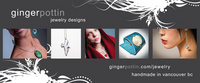 Ginger Pottin Jewelry Designs