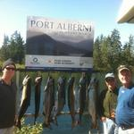 Slivers Charters Salmon Sport Fishing