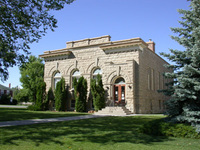 Courthouse Museum, General Manager