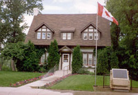 The Right Honourable John & Olive Diefenbaker Museum
